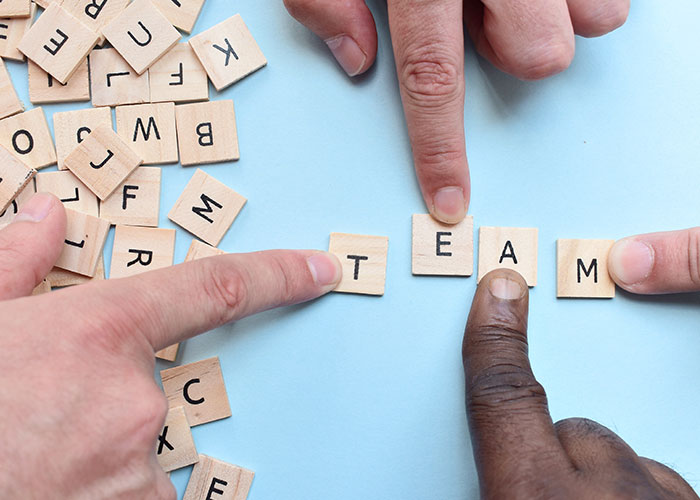 Customer Oriented Team